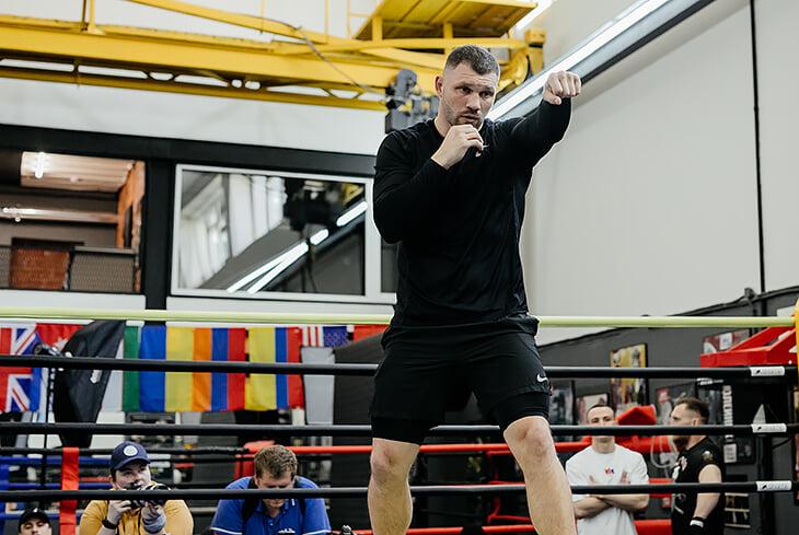 Лучшие фотографии открытой тренировки Кудряшова и Романова. До первого турнира Басты – 2 дня