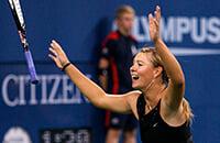 Мария Шарапова, Энди Роддик, US Open, WTA, почитать, ретро