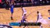 Marcus Morris Blocks in Orlando Magic vs. New York Knicks