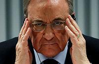 Лига чемпионов, примера Испания, Реал Мадрид, Флорентино Перес
