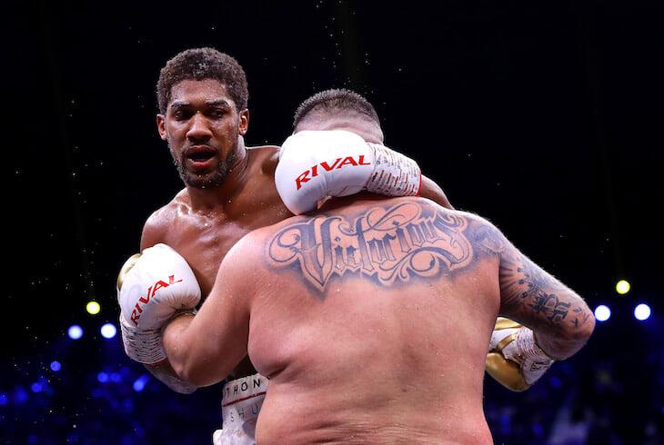 Главное разочарование бокса в этом году