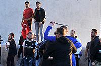 Лион, фото, Лига Европы, болельщики, Бешикташ, происшествия