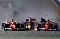 ФИА, происшествия, Формула-1
