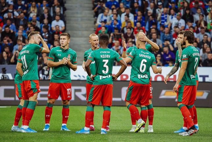 Выбрали лучшие формы группового этапа ЛЧ. На третьем месте – Дортмунд, на втором – «Локо»