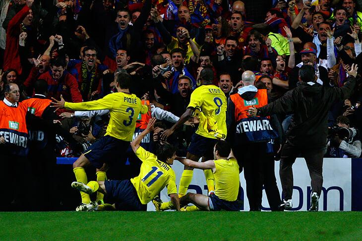 История великого камбэка «Барсы» против «ПСЖ». Дракслер и Матюиди до матча соглашались на 1:5, каталонцы верили и вдохновлялись Супербоулом