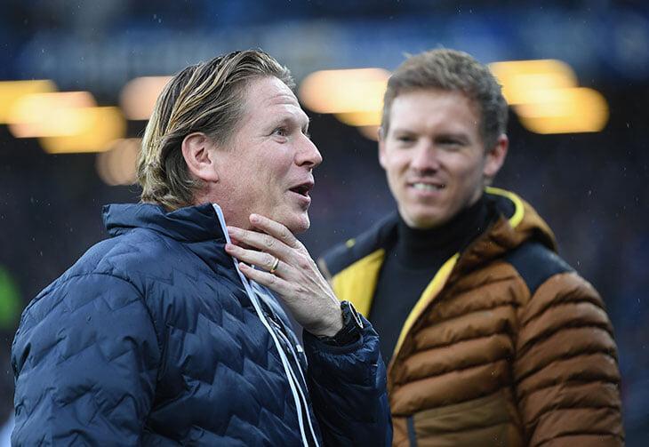 Гиздоль плохо ставит командную игру. Его «Гамбург» и «Кельн» – примеры безнадеги, «Хоффенхайм» – веселого хаоса