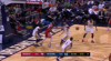 Jrue Holiday with one of the day's best blocks