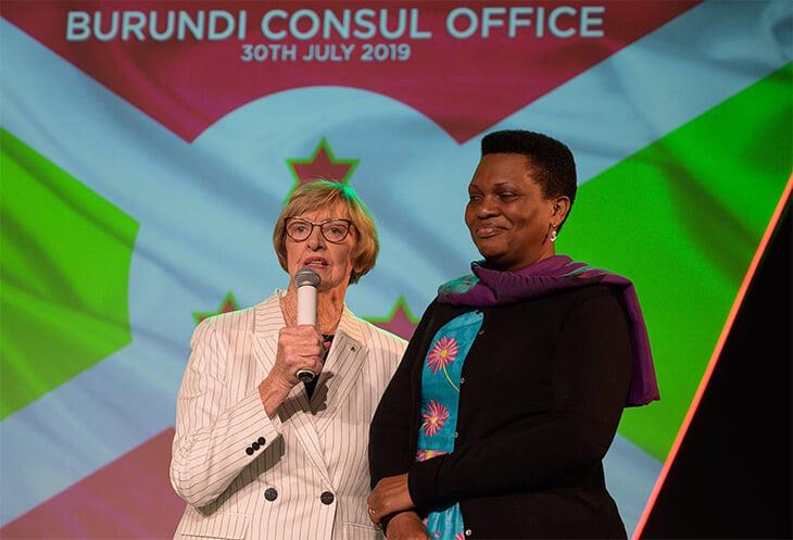 Маргарет Корт (главный борец с ЛГБТ в теннисе) снова в центре внимания. Из-за нее отказываются от орденов и обсуждают Бурунди
