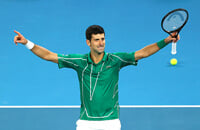 Новак Джокович, Australian Open, ATP, Доминик Тим