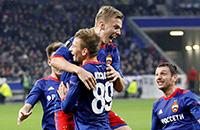 ЦСКА, Лига Европы, Виктор Гончаренко, Александр Головин