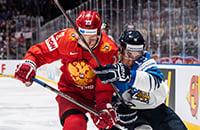 Сборная России по хоккею, ЧМ-2019, видео, Чемпионат мира по хоккею, Первый канал, видеотрансляции, Сборная Финляндии по хоккею