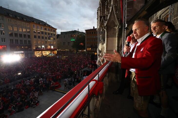 Румменигге ушел из «Баварии»: как игрок и менеджер взял 58 трофеев, с Хенесcом сделал клуб мегаприбыльным (16 лет подряд в плюсе)