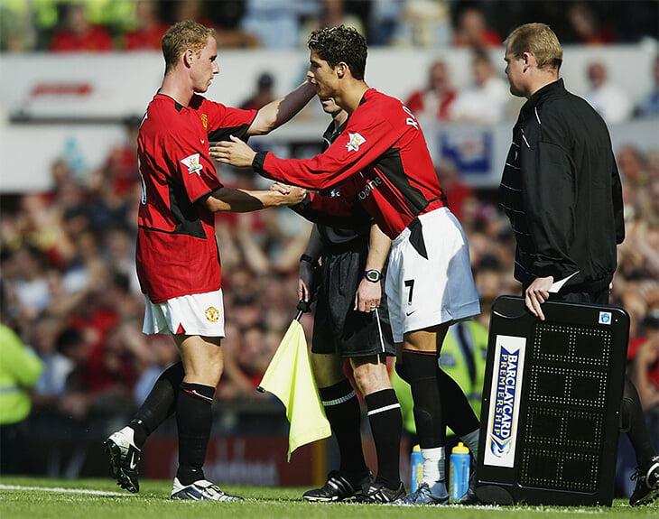 Вспоминаем дебют Роналду: вышел на полчаса, очаровал дриблингом и заработал пенальти (не нырял!)