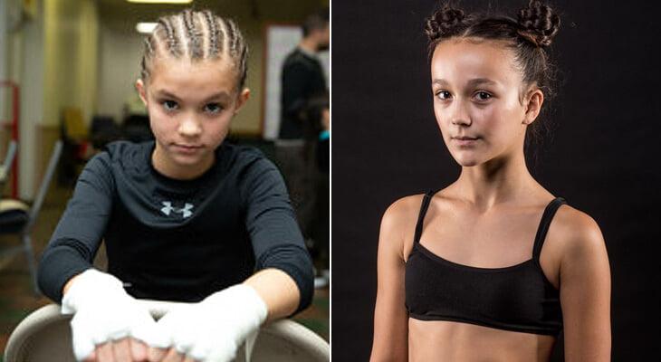 В США подерутся 12-летние девочки. Мама одной из них тоже выступит в этот вечер, а на турнире будут только женские бои