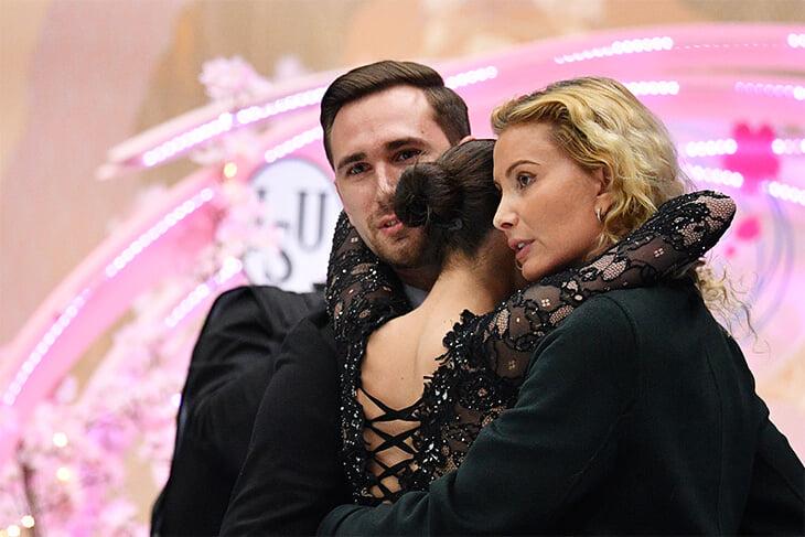 Последняя боевая встреча Загитовой и Медведевой: Алина чуть не снялась с ЧМ (боялась позора), Женя попала туда через странный отбор