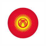 Kyrgyzstan - logo