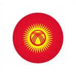 Kirghizistan - logo