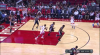 James Harden 3-pointers in Houston Rockets vs. San Antonio Spurs