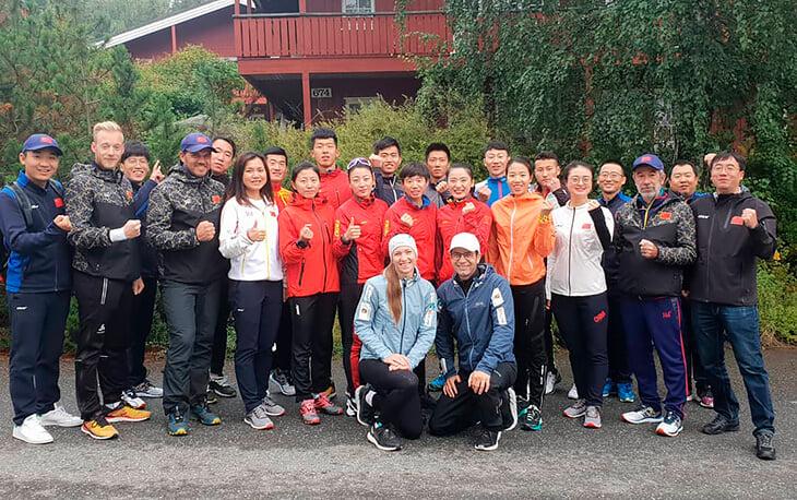 Видели лысого китайца-биатлониста, который уже обгоняет наших? Осенью он не умел кататься – натренировал Бьорндален