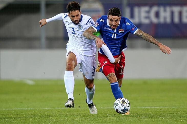 Сан-Марино не проиграло впервые за 40 матчей. Доминировали над Лихтенштейном и даже могли победить!