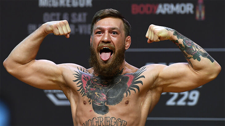 Конор был безбашенным еще до UFC и трэштока. Бил девочек и дрался на футболе, но спасал раненных птиц