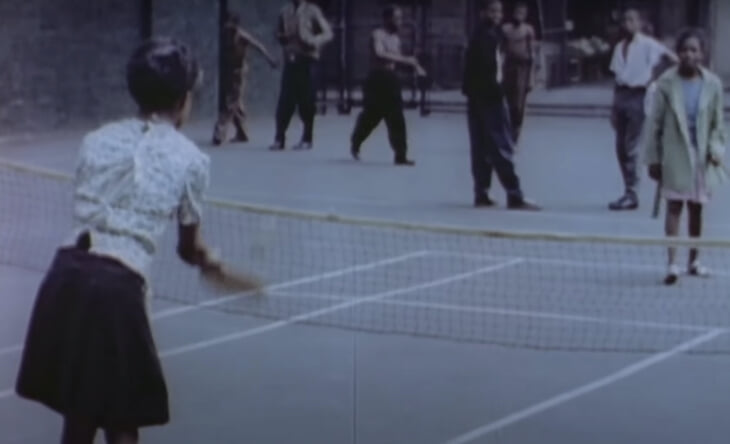 Алтеа Гибсон дошла из Гарлема 1930-х и уличных драк до «Уимблдона» и рукопожатия с королевой. Она сломала расовые барьеры, но не хотела быть лицом черной Америки