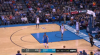 Russell Westbrook with the huge dunk!