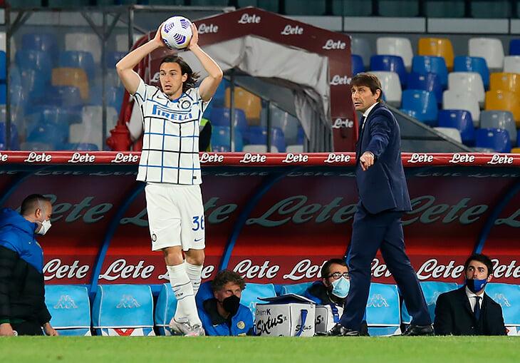 Конте ушел из «Интера», потому что его могли лишить звезд. Но в командах Антонио часто раскрываются как раз нетоповые футболисты