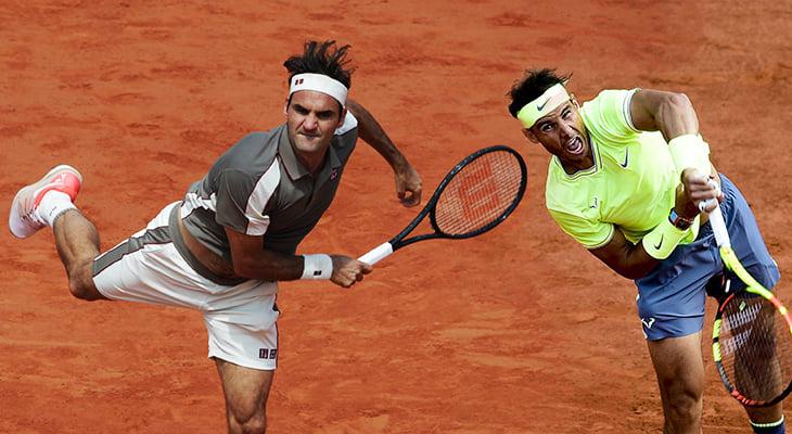 Надаль разорвал Федерера и в 12-й раз вышел в финал «Ролан Гаррос». Как это было