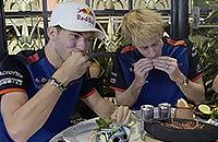 Гран-при Мексики, видео, Брендон Хартли, Пьер Гасли, Торо Россо, Формула-1