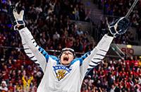 Спас финнов в 1/4, забил победный России и еще два в финале Канаде. Анттила – главный герой ЧМ
