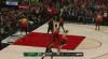 Damian Lillard with 36 Points  vs. Utah Jazz