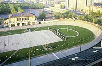 детский спорт, Татьяна Тарасова, стадион Юных пионеров
