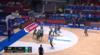 Kevin Pangos with 11 Assists vs. Panathinaikos OPAP Athens