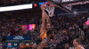 Rudy Gobert attacks the rim!