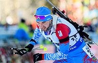 Спринт: Логинов бежит перед Йоханнесом