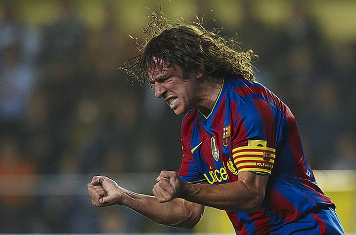 Барселона старые игроки