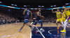 Karl-Anthony Towns hammers it home