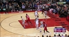 Garrett Temple gets up for the big rejection