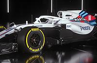 На этом болиде русский гонщик дебютирует в «Формуле-1»