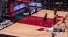 Lauri Markkanen 3-pointers in Chicago Bulls vs. Toronto Raptors