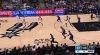 Kristaps Porzingis with 6 Blocks  vs. San Antonio Spurs