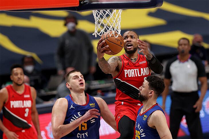 Лиллард провел матч не хуже Джордана: набрал 55 очков, дважды спас на последних секундах и установил рекорд по трехочковым. Но «Портленд» все равно проиграл