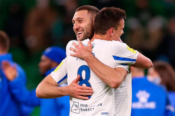 Обжигающая победа «Динамо» в Краснодаре: превратили 0:2 в 3:2 за полчаса, герой – 18-летний Тюкавин с дублем