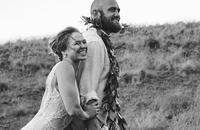 Ронда Раузи и Трэвис Браун поженились на Гавайях