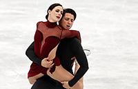Кто делает танцы на льду такими стильными и красивыми
