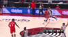 Damian Lillard 3-pointers in Portland Trail Blazers vs. New Orleans Pelicans