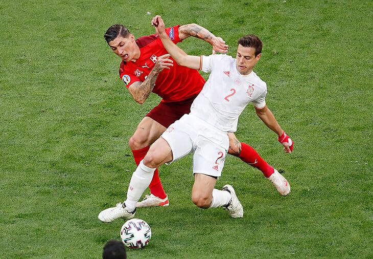 Аспиликуэту не хотели брать на Евро, но его появление перевернуло турнир для Испании. Сесар – мечта любого тренера