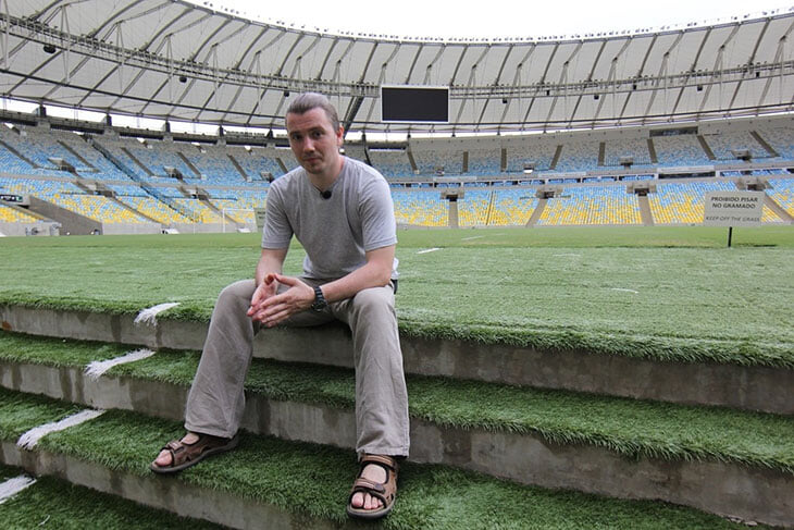 «Южная Америка – она пульсирует, живет. И этот ритм жизни очень сильно совпадает с футболом». Владимир Стогниенко – о любви к Латинской Америке и их футболу