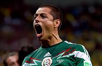 Хавьер Эрнандес, сборная Мексики, Кубок конфедераций